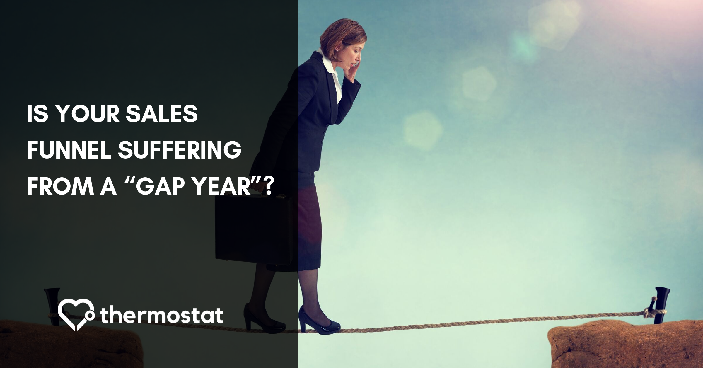 "Closing the Dreaded ""Gap Year"" in Your Sales Funnel with an NPS Survey cover photo"